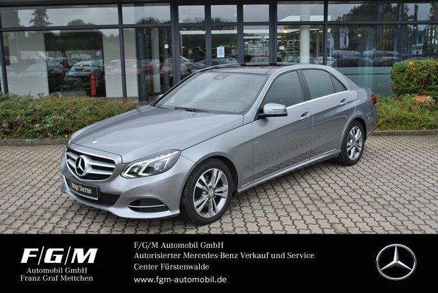 Mercedes-Benz E 350 BT Avantgarde/COM/PanoD/Standheizung/H&K, Jahr 2013, Diesel