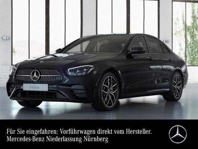 "Mercedes-Benz E 200 AMG+Night+360+LED+Burmester+19""+9G, Jahr 2021, petrol"