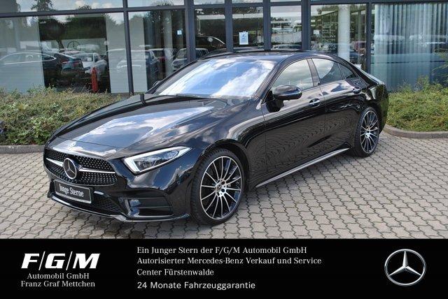 Mercedes-Benz CLS 400 d 4M AMG/Com/SHD/KeyGo/Distr/360°/Burmes, Jahr 2018, Diesel