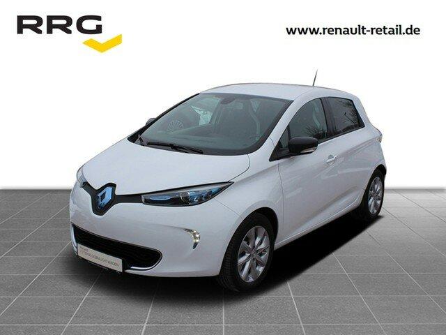 Renault Zoe Intens zzgl. Batteriemiete wenig km!!!0,99%, Jahr 2016, Elektro