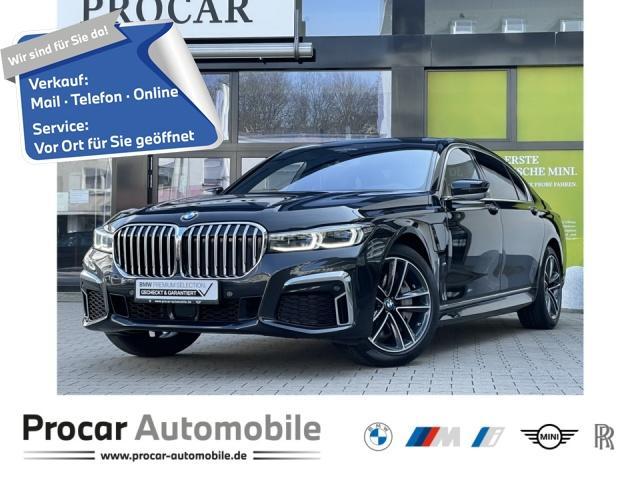 BMW 745Le M Sport DA Prof. PA+ Massage Sitzbelüftung, Jahr 2020, Hybrid
