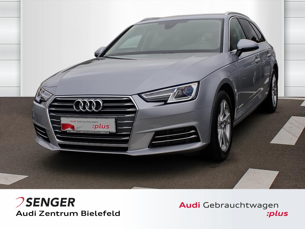 Audi A4 Avant Sport 2.0 TDI NAVI PL VC GRA PRIVACY, Jahr 2018, Diesel