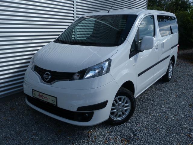 Nissan NV200 (M20/M) (08.2009->), Jahr 2013, Diesel
