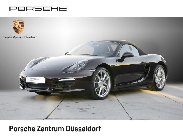 Porsche Boxster 20'' Carrera S Rad SportabGasanlage PCM PDC, Jahr 2013, Benzin