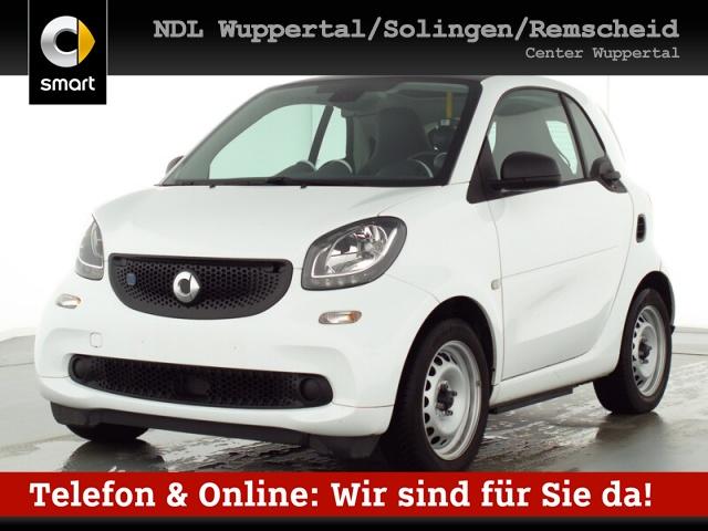 smart fortwo coupé 60kWed cool&Media SHZ Pano Dig Radio, Jahr 2018, Elektro
