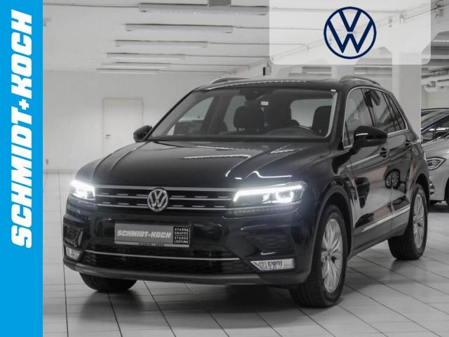 Volkswagen Tiguan 2.0 TSI BMT Highline Navi, eSD, LED, Jahr 2017, Benzin