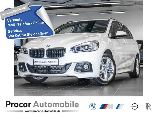 BMW 225 Active Tourer xe iPerformance Steptronic M Sport M-Sportpaket Navi Automatik Leder Panoramadach MP3 Schn., Jahr 2017, Hybrid