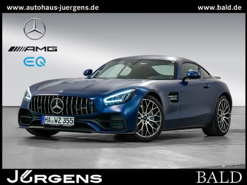 Mercedes-Benz AMG GT Comand/Performance/Aero/20''/Burm/Matt, Jahr 2019, Benzin
