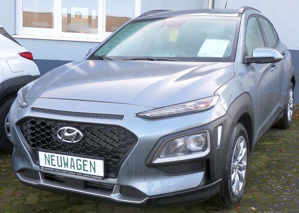 Hyundai Kona 1.0 T-GDI Select / Klima / Tempomat, Jahr 2019, Benzin