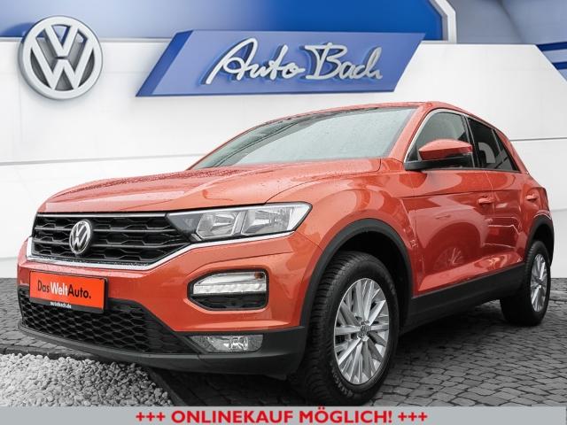 Volkswagen T-Roc 1.6 TDI Trendline, Navi, Klima, Sitzheizung, Parkpilot, Jahr 2018, Diesel