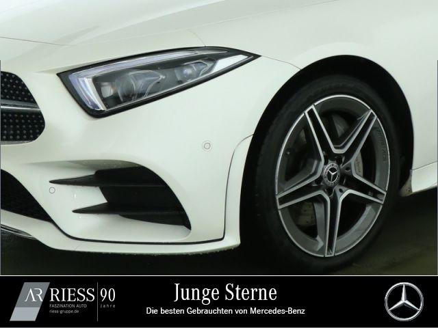 Mercedes-Benz CLS 400 d 4M Cp AMG Sport Com LED Wide Schiebe, Jahr 2018, diesel
