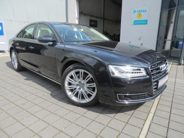 Audi A8 3.0 TDI quattro Exclusive Matrix/Nachts/Head, Jahr 2015, Diesel
