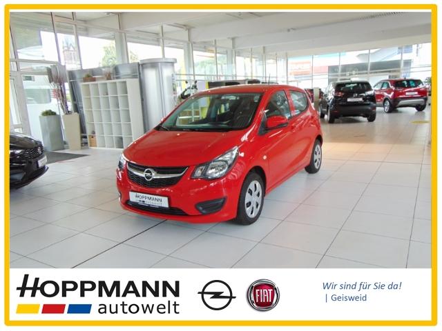 Opel Karl Edition 1.0 NR RDC Klimaanlage Soundsystem ESP Seitenairbag, Jahr 2016, Benzin