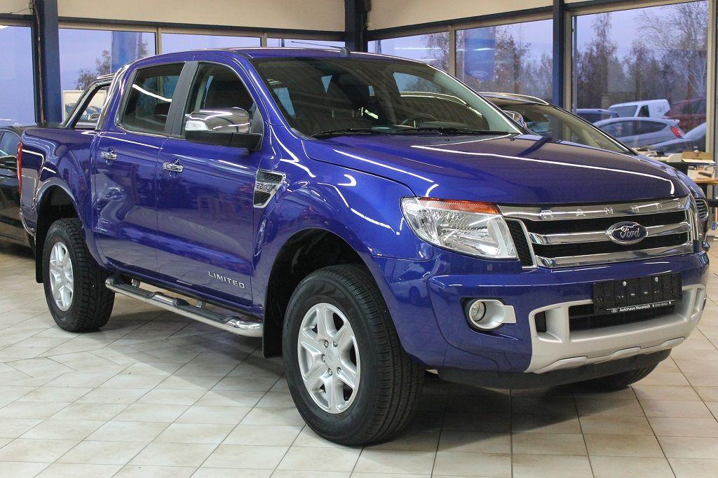 Ford Ranger Limited*NAVI,Volleder,RFK*, Jahr 2015, Diesel