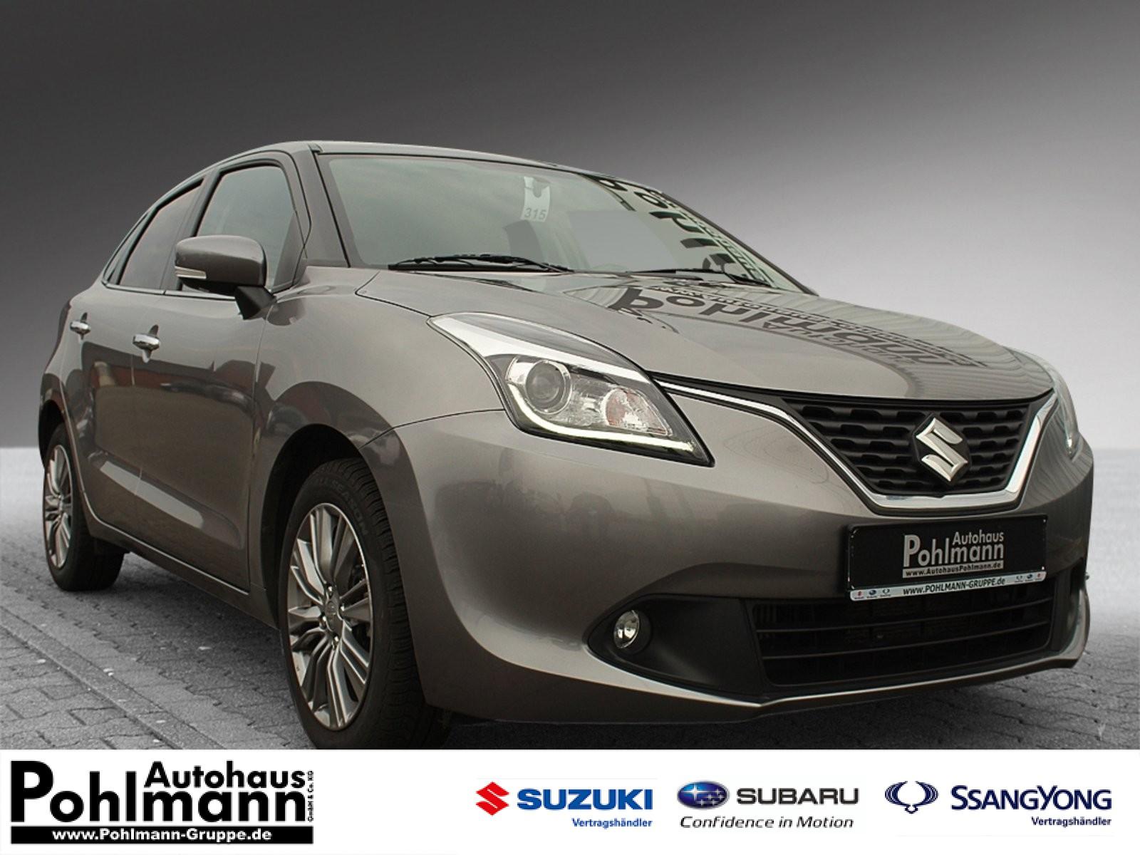 Suzuki Baleno Comfort 1.0 Automatik NAVI/KLIMAAUTOMATIC/ACC/SITZH/Rückfahrkamera, Jahr 2018, Benzin