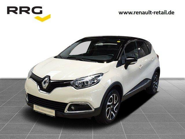 Renault CAPTUR 1.2 TCE 120 INTENS, Jahr 2017, Benzin
