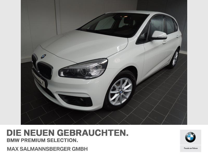 BMW 218d Active Tourer Advantage LED Navi Tempomat, Jahr 2016, Diesel