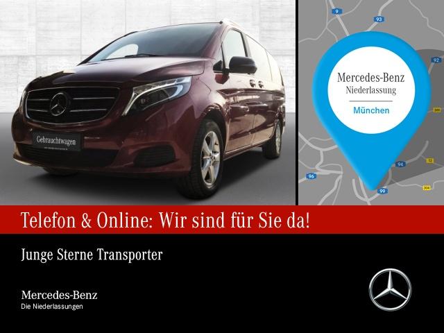 Mercedes-Benz V 250 d 4MATIC AVANTGARDE EDITION AHK Comand, Jahr 2018, Diesel