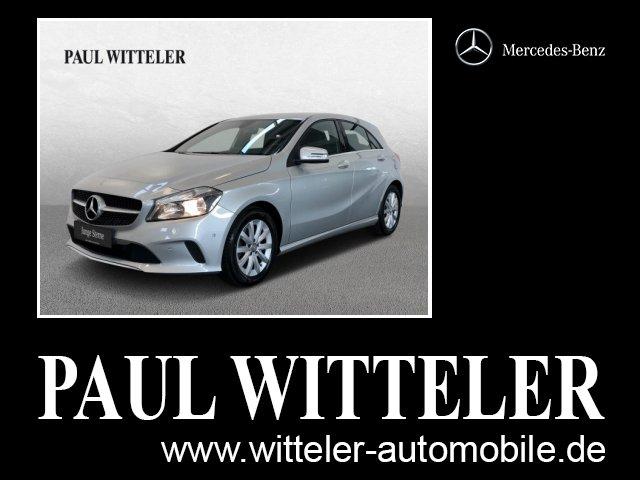 Mercedes-Benz A 180 Style/Park-Pilot/Navi/SHZ Sitzhzg./R-CD, Jahr 2016, Benzin
