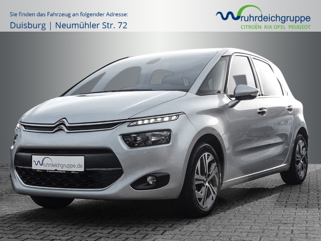 Citroën C4 SpaceTourer Picasso Klimaauto PDC LED, Jahr 2015, Benzin