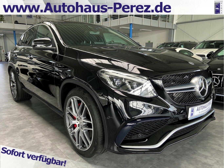Mercedes-Benz GLE 63 AMG S 4M Coupé AHK-PANO-SITZKLIMA-DISTRON, Jahr 2019, Benzin