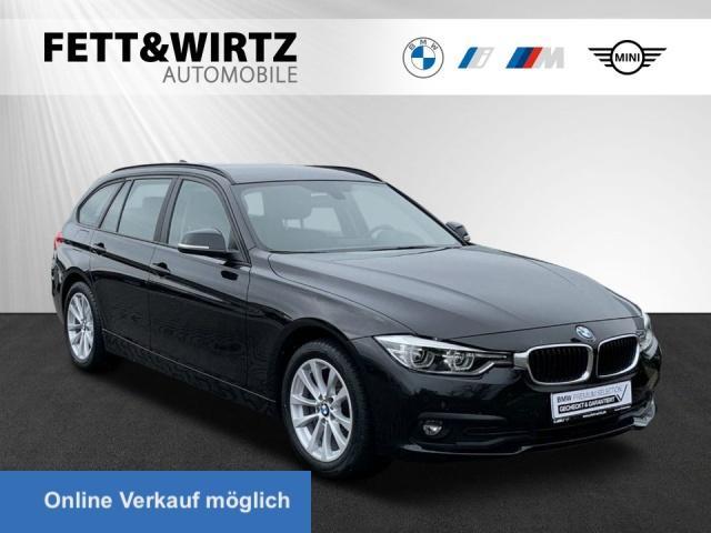 BMW 316d Touring Navi LED Sitzhzg Tempomat PDC v./h., Jahr 2018, Diesel
