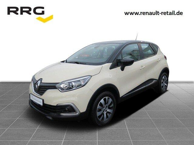 Renault Captur TCe 90 Experience 0,99% Finanzierung, Jahr 2017, Benzin