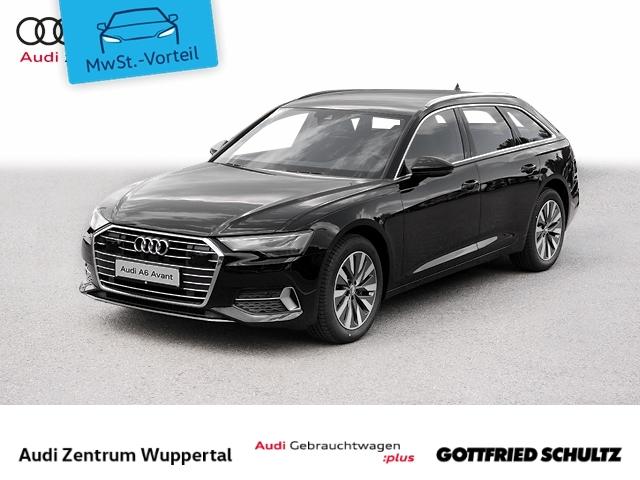 Audi A6 Avant 40TDI AHK VIRTUAL ACC DAB LED PDC SHZ FSE MUFU Sport, Jahr 2020, Diesel
