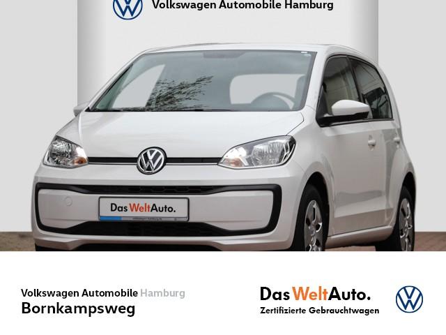 Volkswagen up! 1.0 TSI move up! KLIMA/PDC/RADIO, Jahr 2017, Benzin