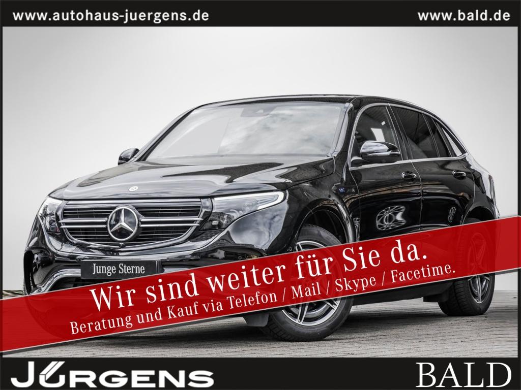 Mercedes-Benz EQC 400 4M AMG-Sport/Navi/ILS/SHD/360/EASY-P/DAB, Jahr 2020, Elektro