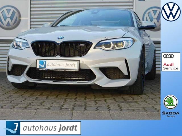 BMW M2 Coupé Competition DKG Navi LED H+K Climatr., Jahr 2019, Elektro