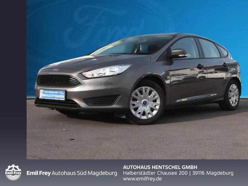 Ford Focus 1.6 Ti-VCT Ambiente Klima, Jahr 2015, Benzin