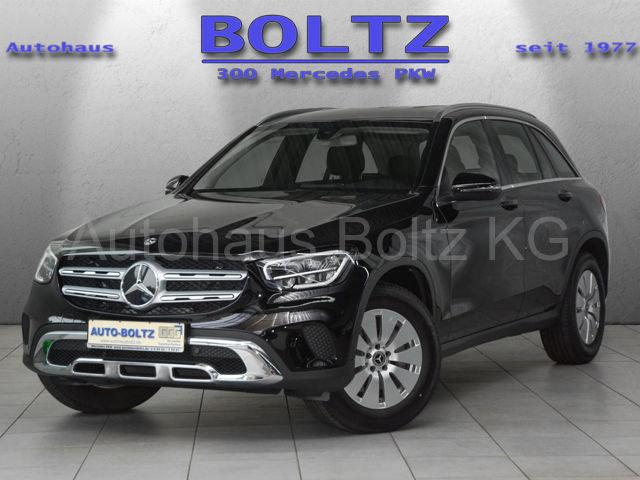 Mercedes-Benz GLC 200 4M MBUX Klimaa. Parkass. LED HP, Jahr 2020, Benzin