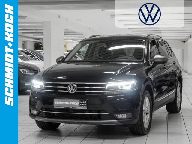 Volkswagen Tiguan Allspace 2.0 TSI 4Motion Highline DSG,AHK, Jahr 2018, Benzin