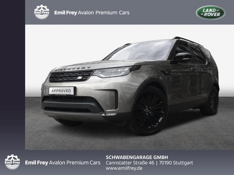 Land Rover Discovery 3.0 Td6 HSE Luxury, Jahr 2018, Diesel