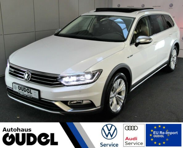volkswagen passat variant alltrack 4motion 2.0 tdi scr dsg, jahr 2017, diesel