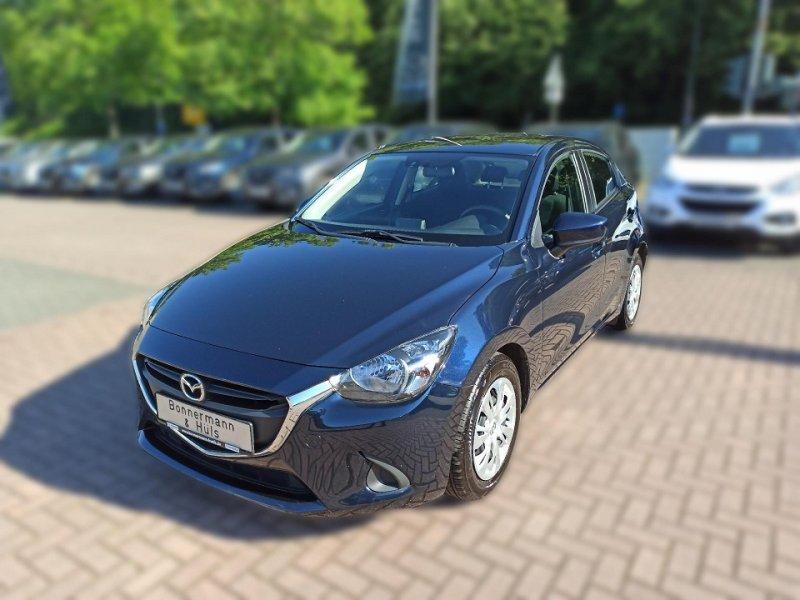 Mazda 2 1.5 G-75 Center-Line TOU-P *Klima*Tempomat*PDC hi*, Jahr 2016, Benzin