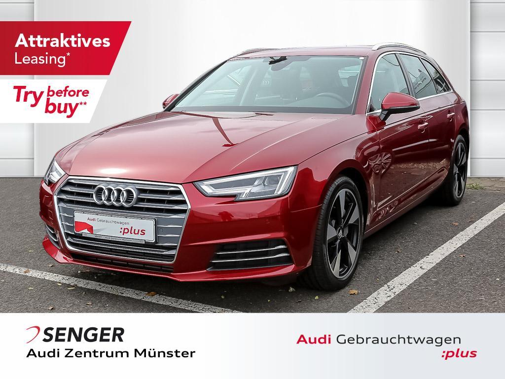 Audi A4 Avant Sport 3.0 TDI Autom. Navi LED Memorys., Jahr 2018, Diesel