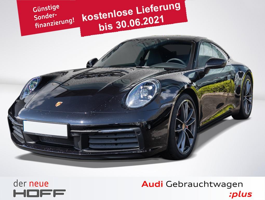 Porsche 911 (992) Carrera S SportabGas BOSE Licht Design, Jahr 2021, Benzin