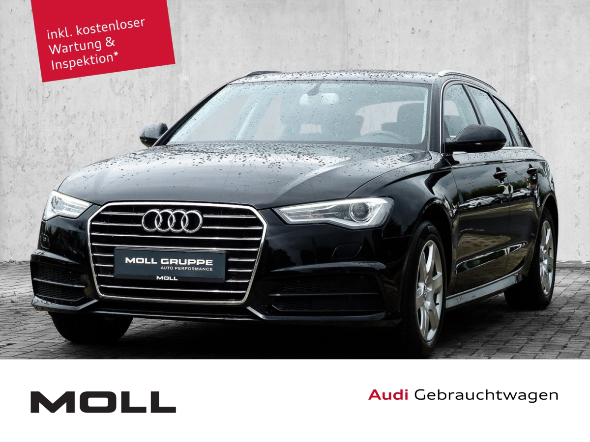 Audi A6 Avant Standh. Navi Pano Kamera Automatik, Jahr 2018, Benzin