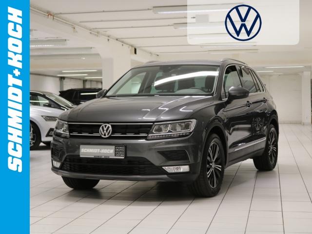 Volkswagen Tiguan 1.4 TSI ACT COMFORTLINE NAVI, LED, AHK ACC, Jahr 2016, Benzin