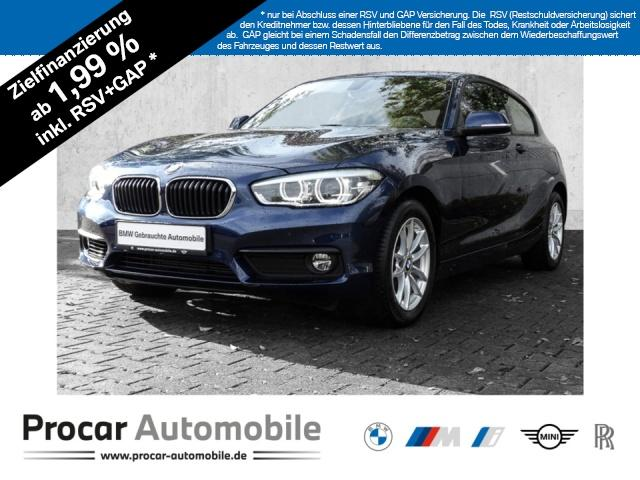 BMW 116i Advantage Navi Business Klimaaut. PDC LM, Jahr 2019, Benzin