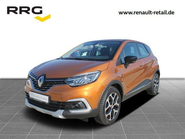 Renault Captur TCe 150 EDC GPF Intens Automatik, Jahr 2019, Benzin