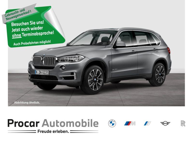 BMW X5 xDrive40d Head-Up H/K DA+ Soft-Close AHK Pano, Jahr 2018, Diesel