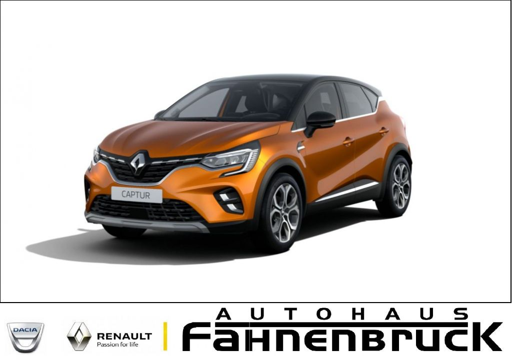 Renault Captur TCe 100 INTENS, Jahr 2021, Benzin