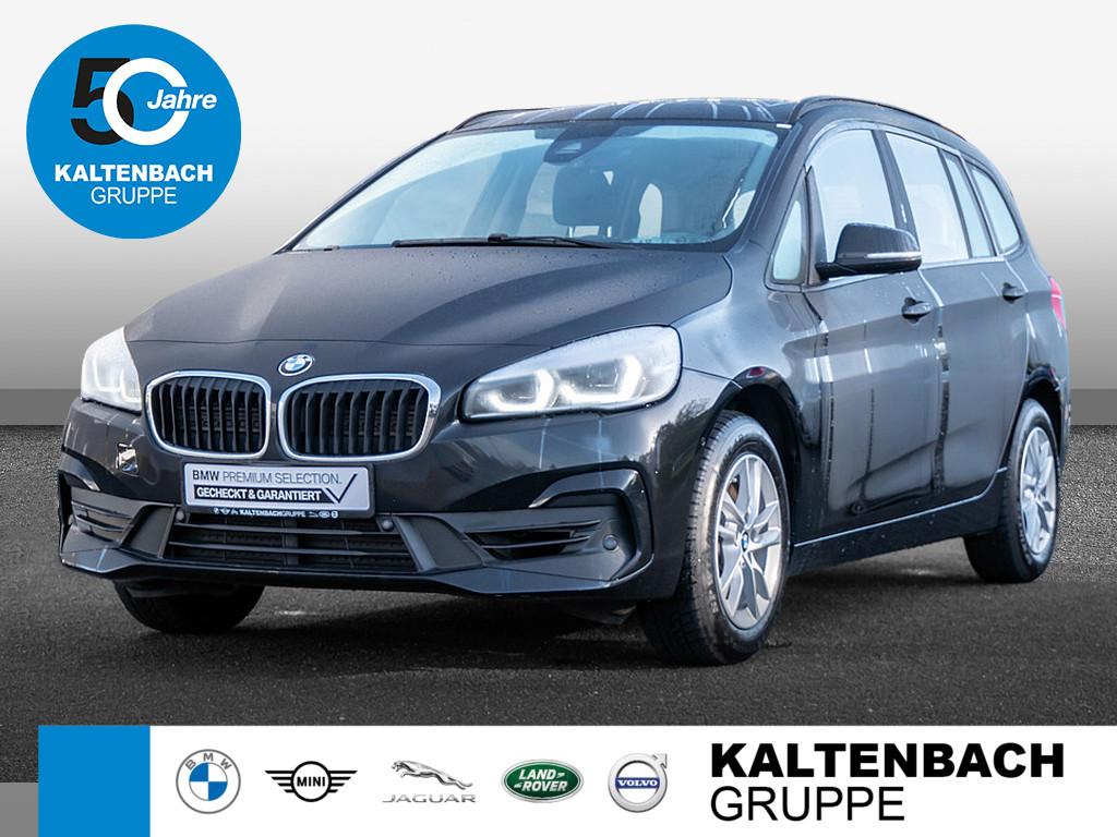 BMW 218 Gran Tourer, Jahr 2020, Benzin