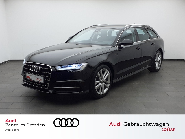 Audi A6 Avant 2.0 TDI ultra S-line LED-SW Head-up, Jahr 2017, Diesel