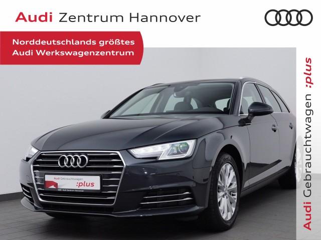 Audi A4 Avant 2.0 TDI Design Pano LED Alcant. Navi Sportsitze, Jahr 2017, Diesel