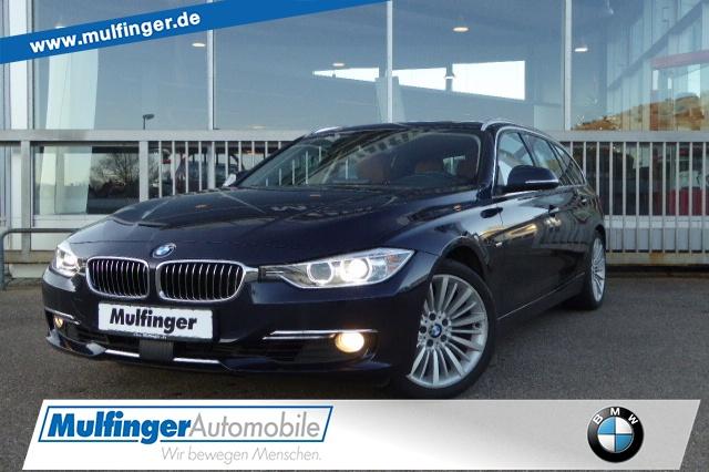BMW 330dA.T.ACC HUD Lenkradh.Spurwechsel Kamera AHK, Jahr 2013, diesel