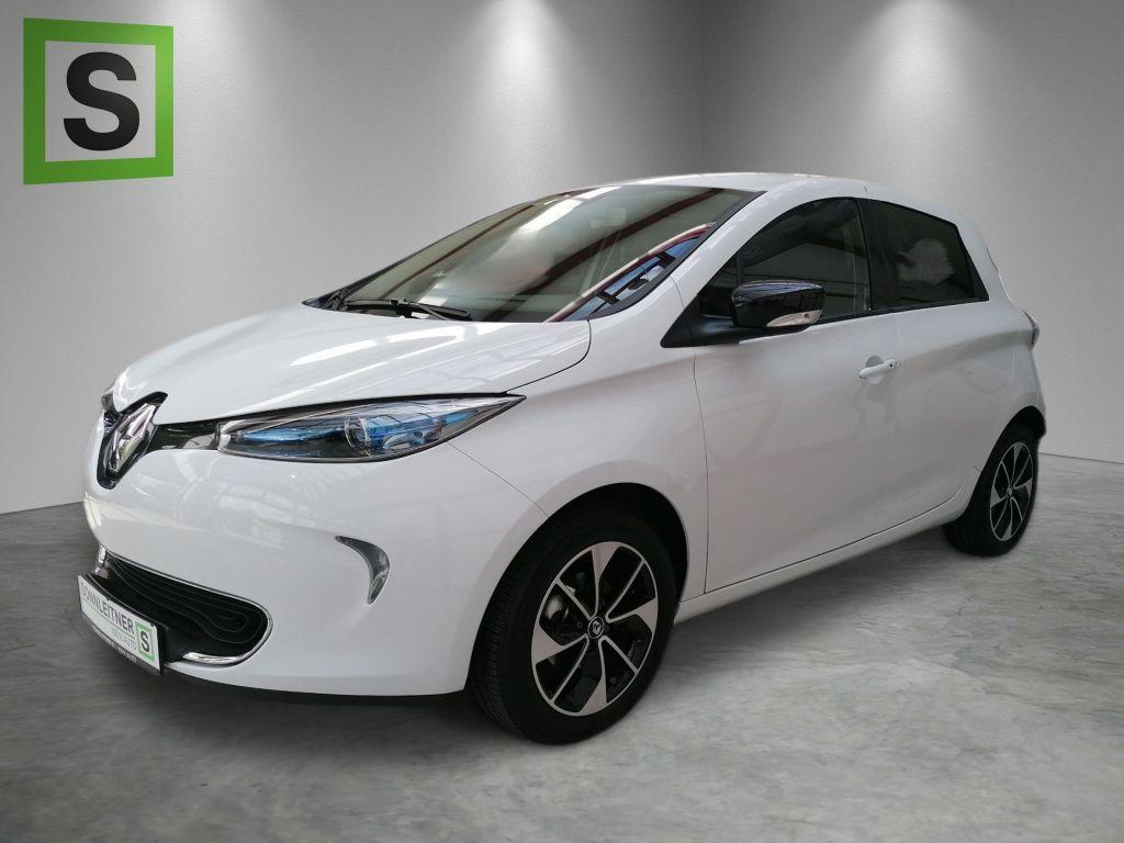 Renault ZOE (ohne Batterie) 22 kwh Intens 4882, Jahr 2017, Elektro